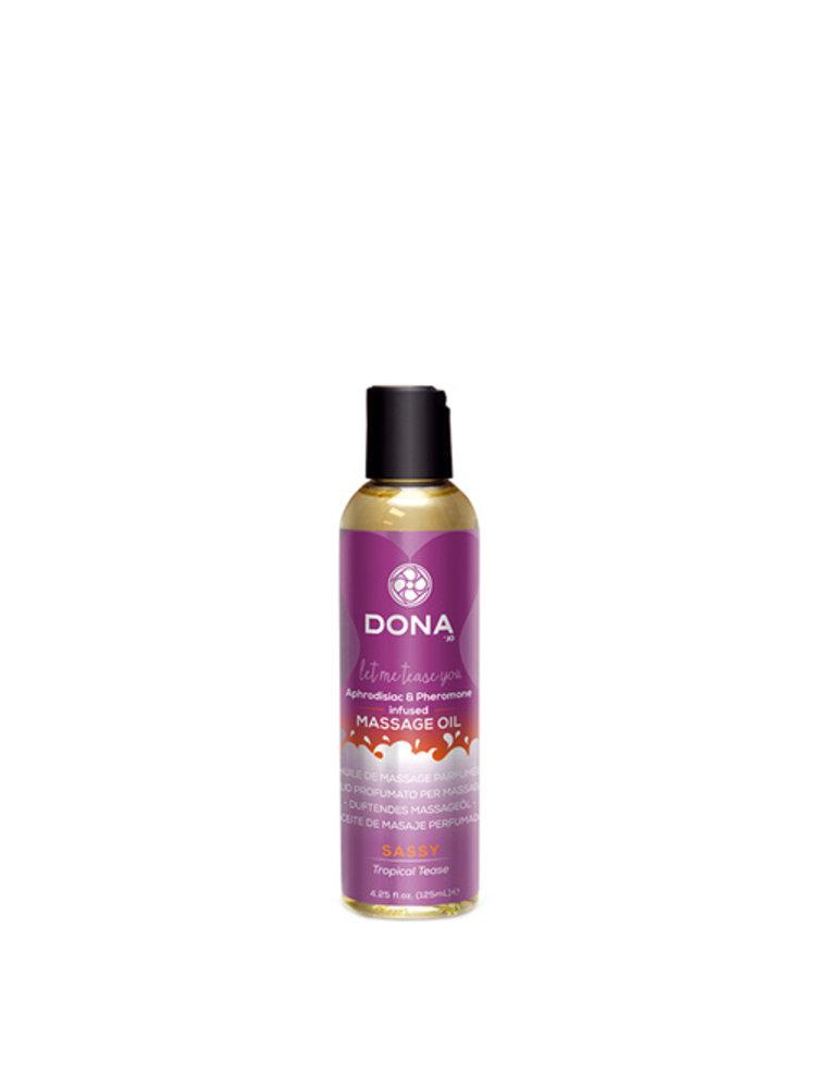 Dona-by-Jo Dona - Parfümiertes Massageöl Sassy Tropical Tease