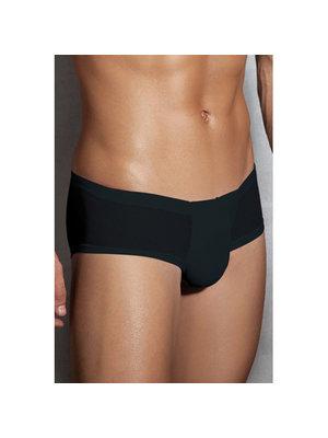 Doreanse Halb-transparente Männerunterhosen - Schwarz