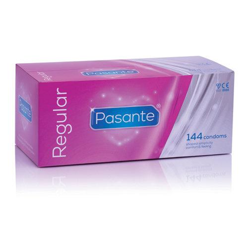 Pasante Pasante Regular Kondome 144 Stück