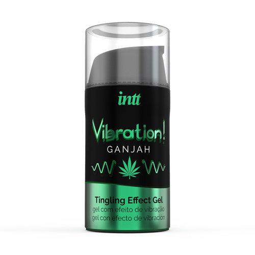 INTT Vibration! Ganjah Tingling Gel