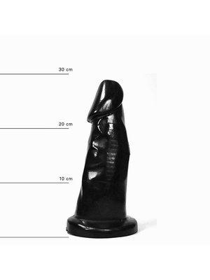 All Black All Black Dildo 39 cm