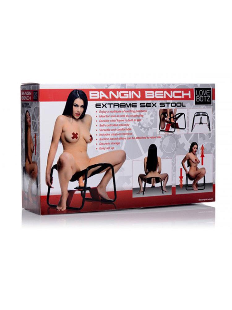 Lovebotz Bangin Bench Extreme Sexstuhl