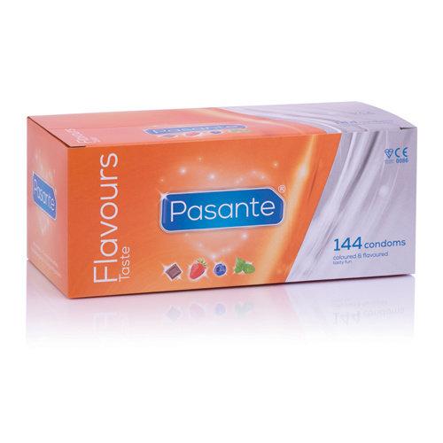 Pasante Pasante Flavours Kondome 144 Stück