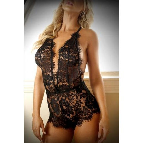 Vixen Lush Life Spitzen-Bodysuit
