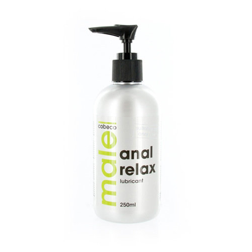 male MALE - Anal Relax Gleitgel (250ml)
