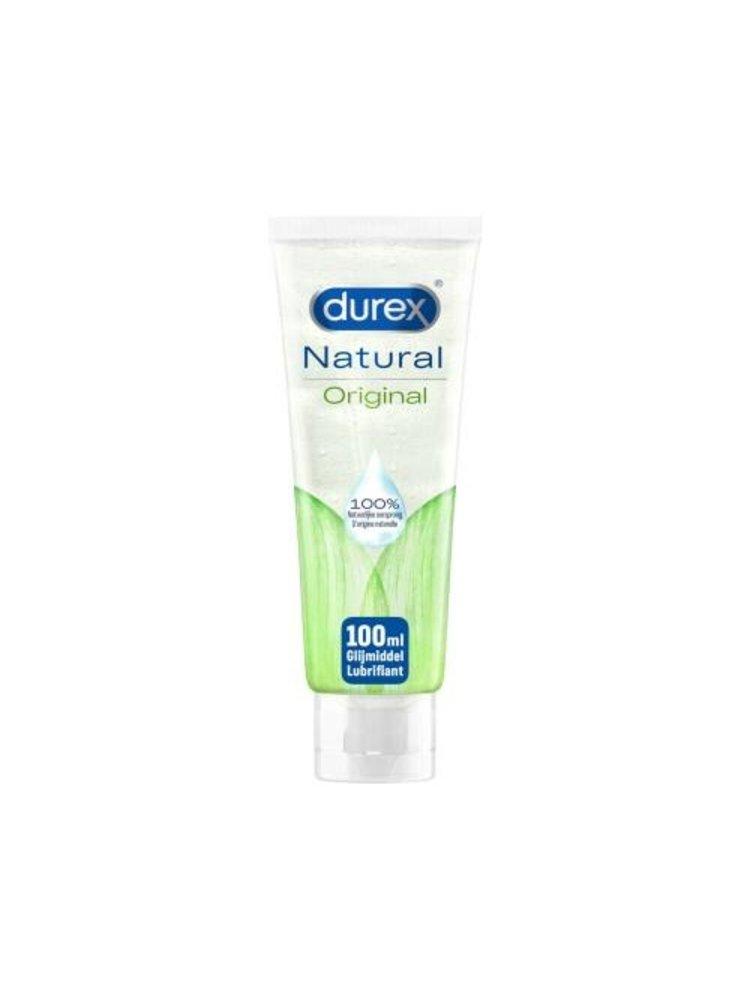 Durex Durex Natural Gleitgel auf Wasserbasis - 100 ml