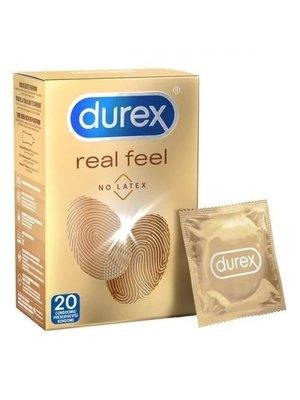 Durex Durex Real Feel Kondome - 20 Stück