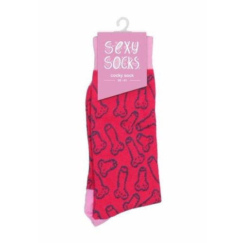 S-Line Sexy Socken - Dreiste Socken