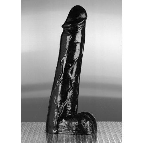 SexFlesh MOBY the Giant Dick - Schwarz