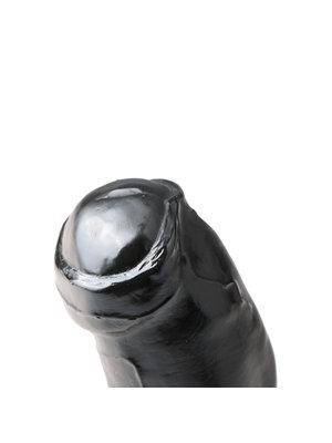 All Black All Black Dildo - 17 cm