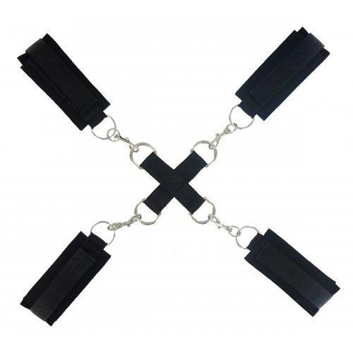 Frisky Frisky Stay Put Cross Tie Fesseln