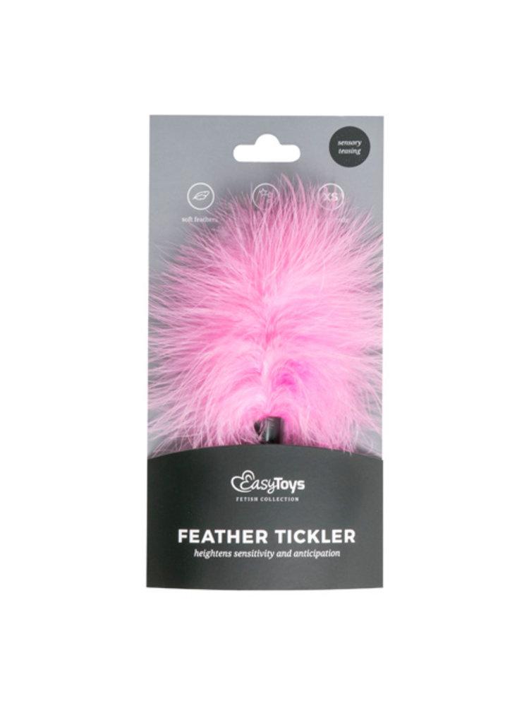Easytoys Fetish Collection Kleiner Tickler - Pink