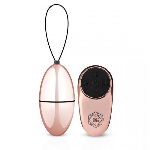Rosy Gold Rosy Gold - Nouveau Vibro-Ei