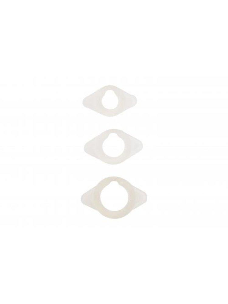Fröhle Fröhle - Liebesringe Set mit 3 Penisringen - 16/21/26 mm