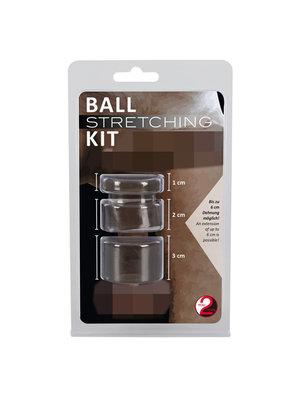 You2Toys Ball Stretching Kit für Hodensack-Stretching