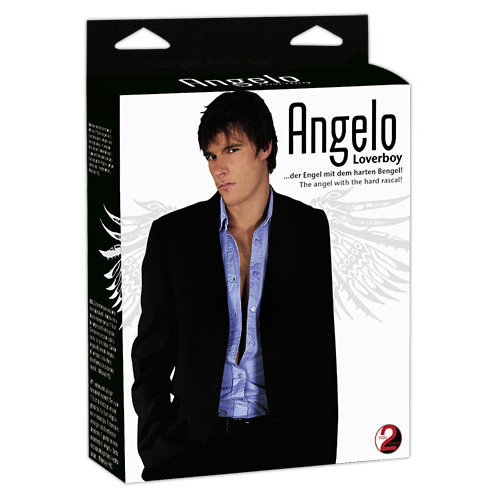 You2Toys Loverboy Angelo Liebespuppe - Sexpuppe