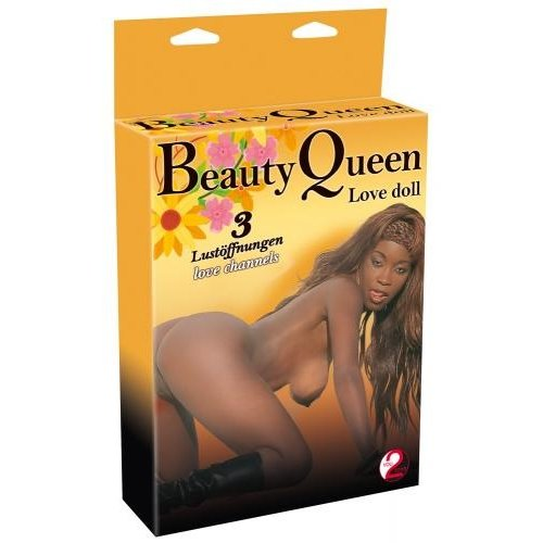 You2Toys Puppe African Queen - Sexpuppe