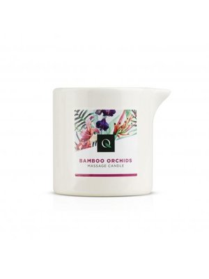 Exotiq Exotiq Massagekerze Bamboe Orchideeën - 60g