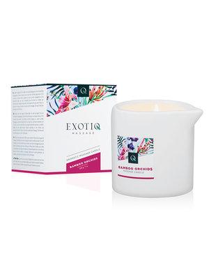 Exotiq Exotiq Massagekerze Bamboo Orchids - 200g