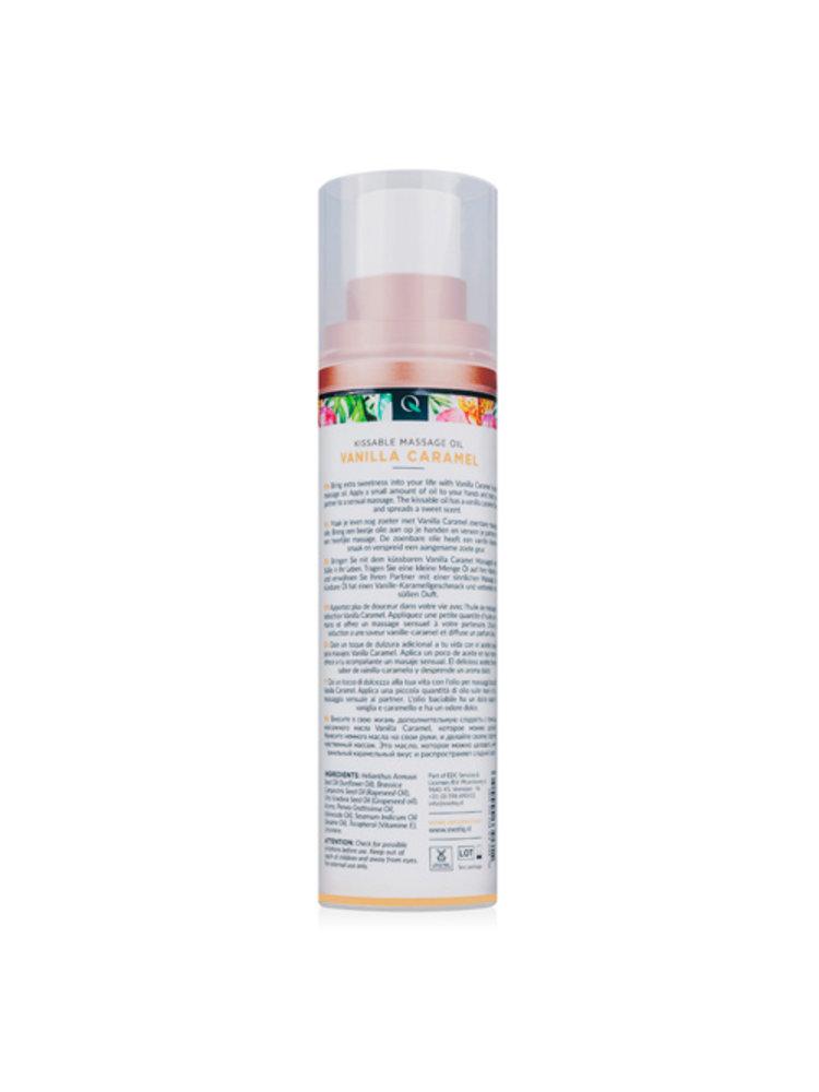 Exotiq Exotiq Massageöl Vanilla Caramel - 100 ml