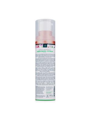 Exotiq Exotiq Massage Oil Basilikum-Zitrus - 100 ml