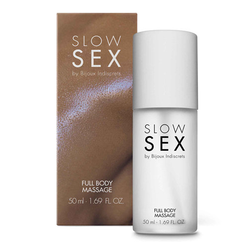 Slow Sex Ganzkörpermassage-Gel - 50 ml