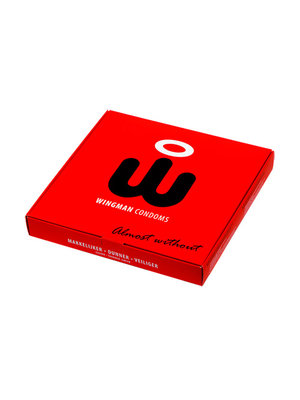 Wingman Kondome Wingman Kondome 12 Stück