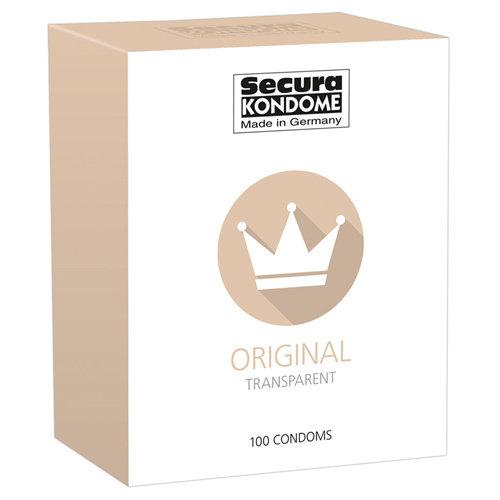 Secura Kondome Secura Original Kondome - 100 Stück