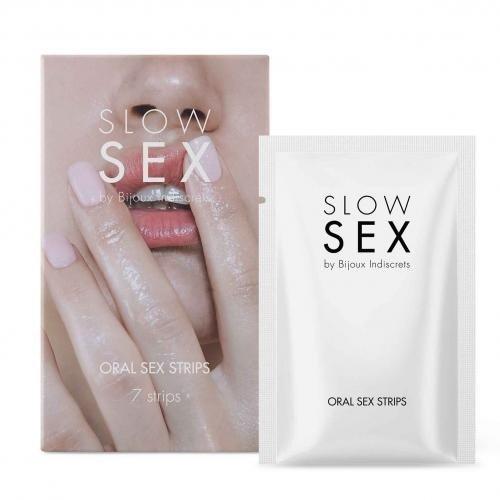 Slow Sex Oralsex-Streifen