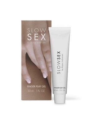 Slow Sex Fingerspiel Gel - 30 ml
