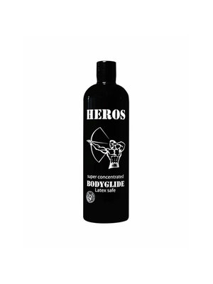 Asha International Heros Siliconen Gleitgel - 200 ml