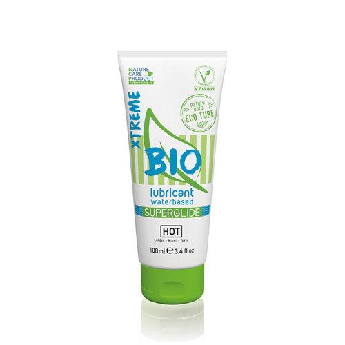 HOT Bio AQUA BIO Superglide Xtreme Gleitmittel auf Wasserbasis - 100 ml