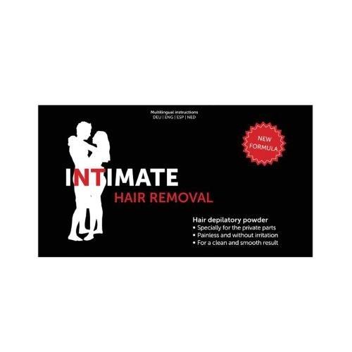Intimate Intimate Hair Removal Enthaarungspulver