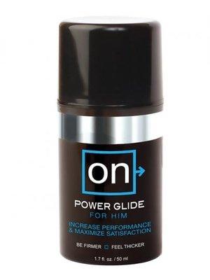 Sensuva On™ Power Glide für ihn 1,7 fl.oz. Flasche