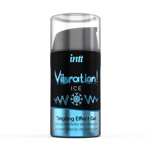 INTT Vibration! Ice Tingling Gel