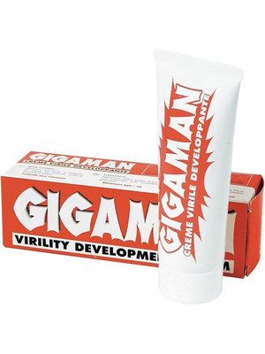 Ruf Gigamen Peniscreme - 100 ml