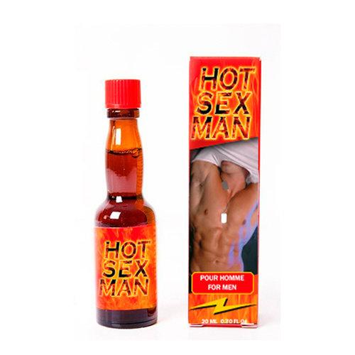 Ruf Hot Sex Drops - 20 ml