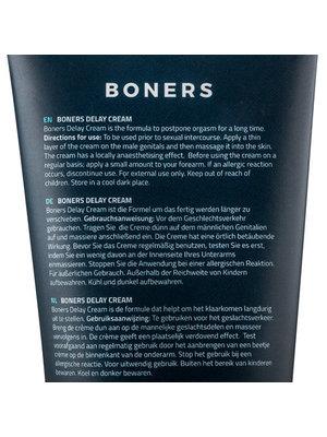 Boners Boners Verzögerungscreme