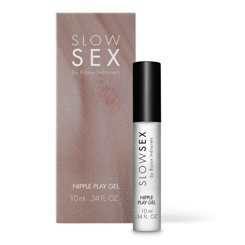 Slow Sex Nippelspiel Gel - 10 ml