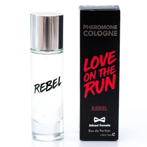 Eye Of Love Rebel Herrenduft mit Pheromonen - 30 ml