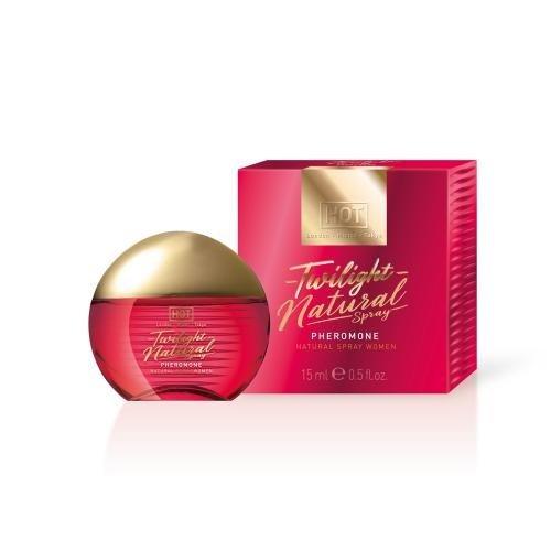 HOT HOT Natürliches Pheromonspray Twilight - 15 ml