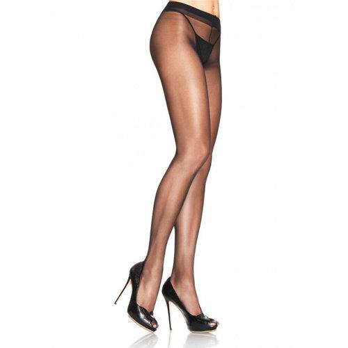 Leg Avenue Basic Panty - Schwarz