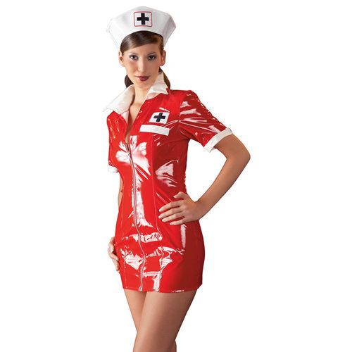 Black Level Krankenschwester-Kleid