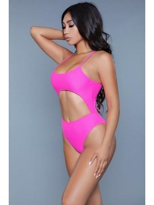 Be Wicked Swimwear Alina Badeanzug - Pink