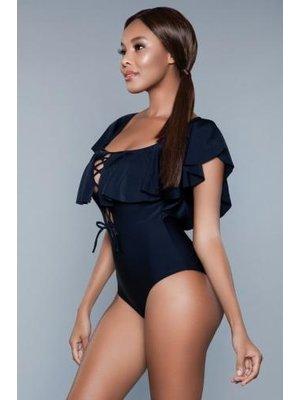 Be Wicked Swimwear Maricela Swimsuit - Schwarz