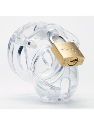 CB-X CB-X - Mini Me Keuschheitskäfig - Transparent