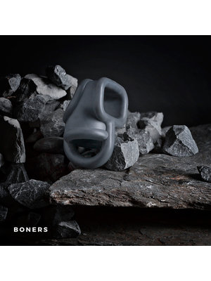 Boners Boners Hodentrenner aus Flüssigsilikon