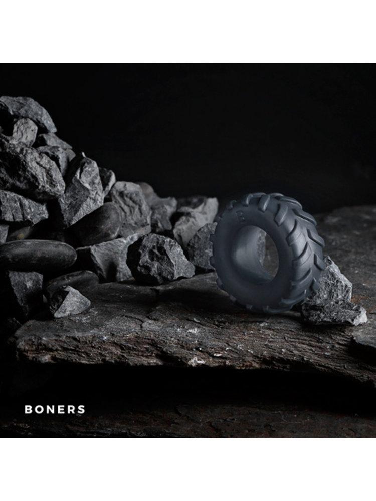 Boners Boners Penisring Reifen - grau