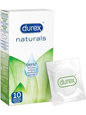 Durex Durex Kondome Natural - 10 Stück