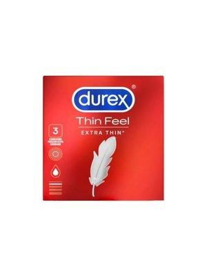 Durex Durex Thin Feel Extra Thin - 3 Stück